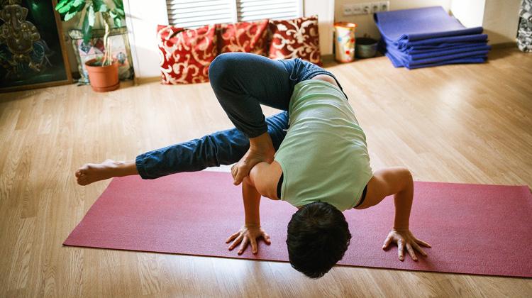 Hatha Yoga, espace Chloro'feel Le Vaudreuil (27100)